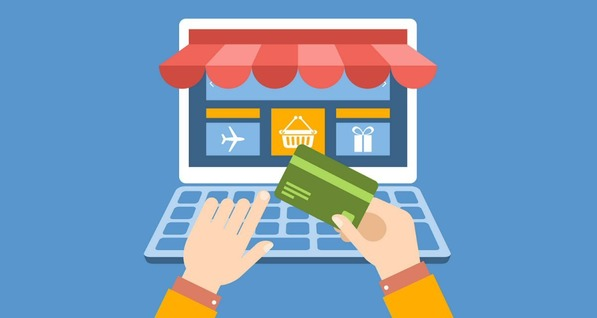 Is eCommerce penetration 5% of retail sales?