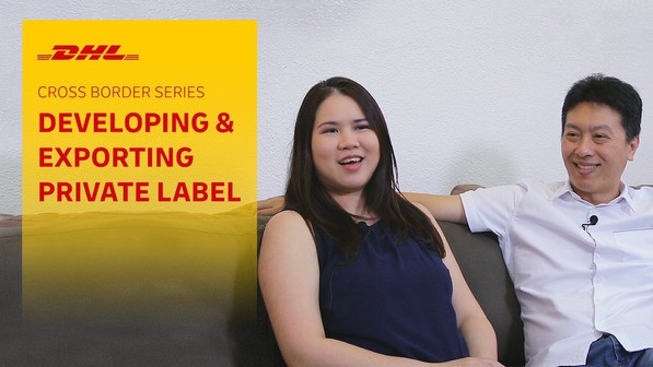 DHL Cross Border Series: Developing & Exporting Private Label