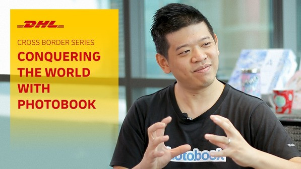 DHL Cross Border Series: Conquering the World with Photobook
