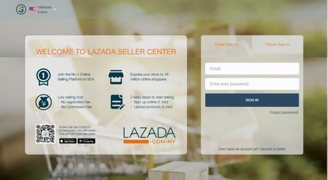 How to sell on Lazada Malaysia?